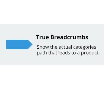 True Breadcrumbs