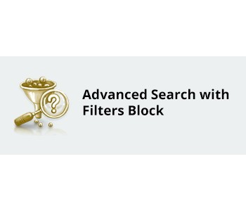 CS-Cart Advanced Search with Filters Block