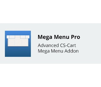 Mega Menu Pro - The Ultimate Responsive CS-Cart Mega Menu