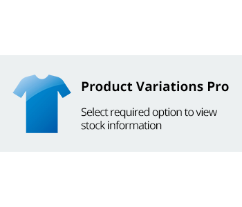 Product Variations Pro