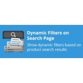 CS-Cart Dynamic Filters on Search Page